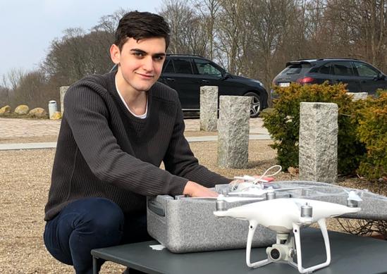 Dronefotograf Droneoperatør Easydrone
